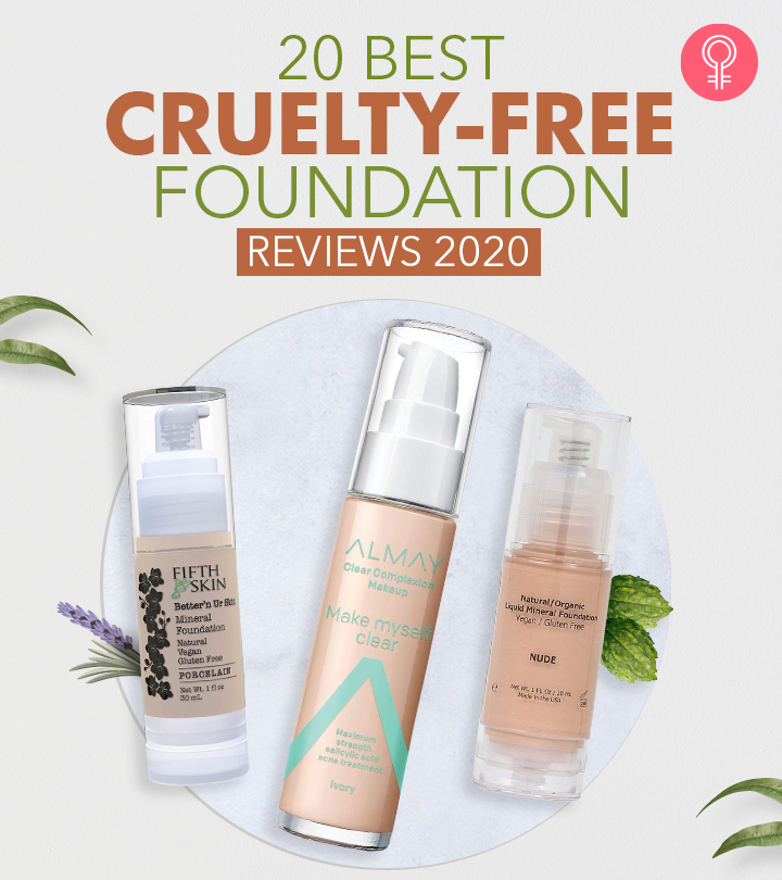 20 Best Cruelty-Free Foundations – Reviews