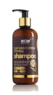 Wow Skin Science Hair Loss Control Therapy Shampoo -Gives hair the best treatment and nourishes ur hair….-By ms.shreya_.tiwari