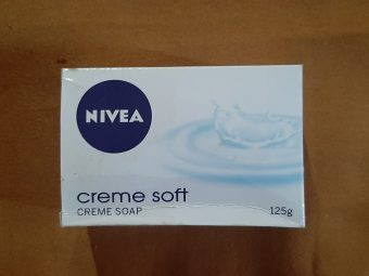 Nivea Creme Care Soap -Gentle Creme soap……best for winters-By hinap