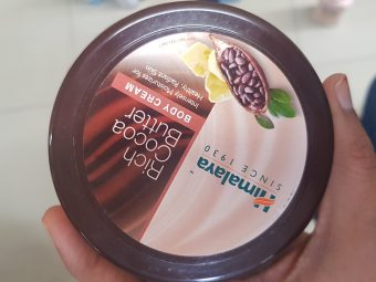 Himalaya Herbals Rich Cocoa Butter Body Cream -Coca love-By avyuktha