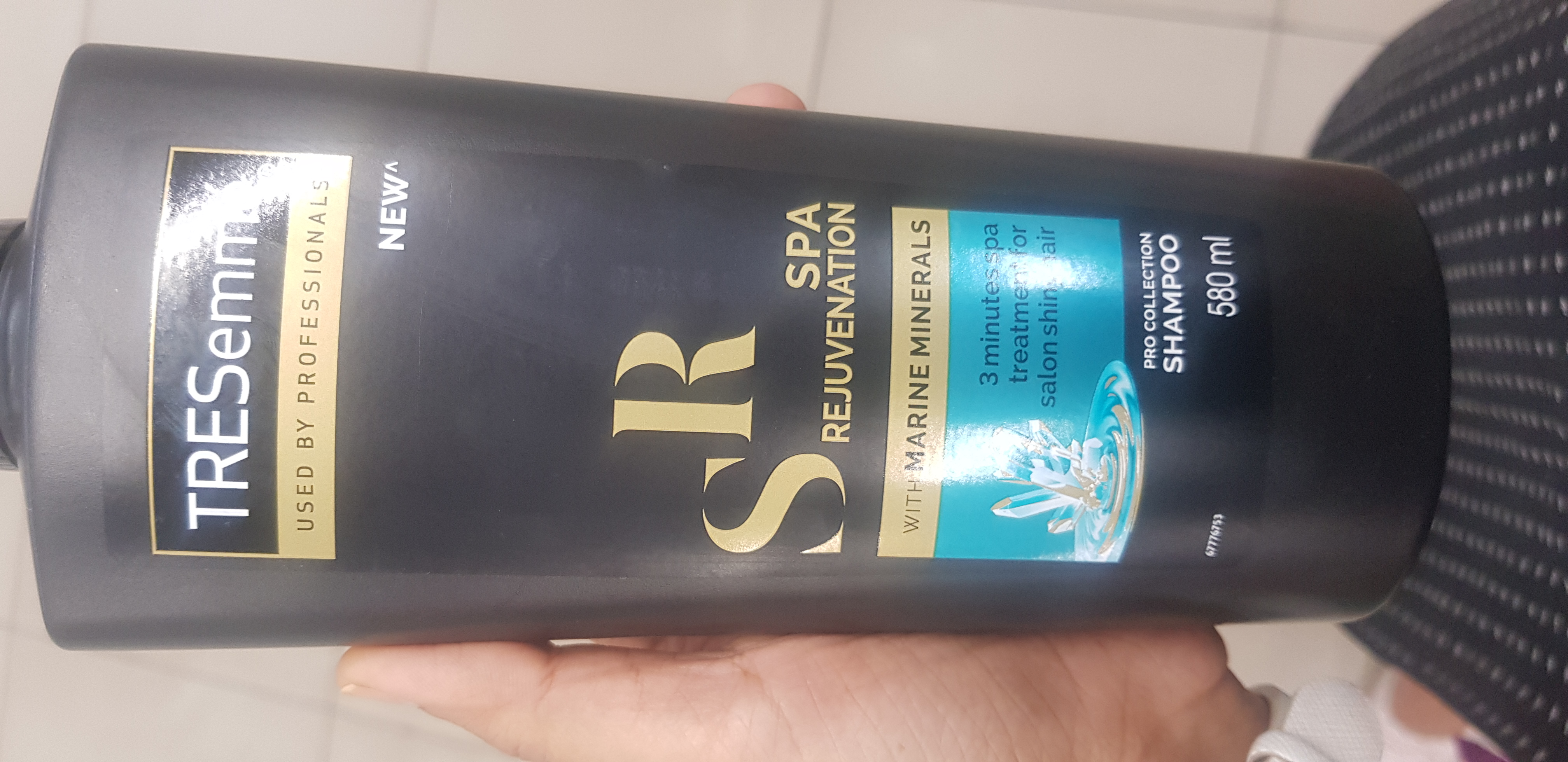 Tresemme Hair Spa Rejuvenation Shampoo -Good for hair smoothening-By avyuktha