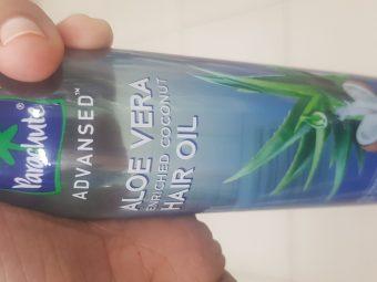 Parachute Advansed Aloe Vera Enriched Coconut Hair Oil -Aloevera oil-By avyuktha