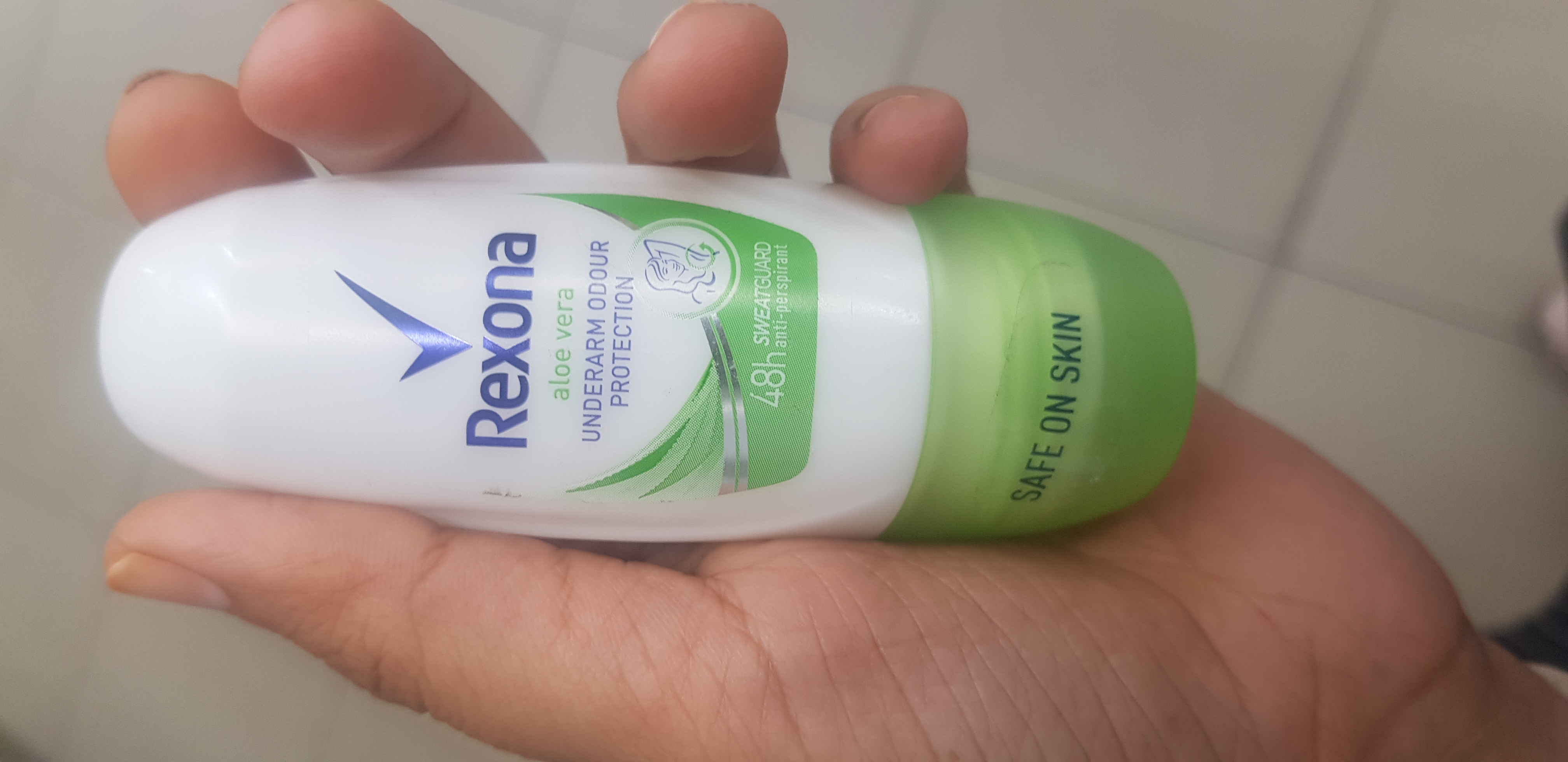 Rexona Aloe Vera Underarm Odour Protection Roll On-Good-By avyuktha