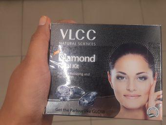 VLCC Diamond Facial Kit -Diamond facial-By avyuktha