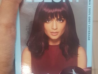 BBlunt Salon Secret High Shine Creme Hair Colour, Mahogany Reddish Brown -Blunt hair colour-By avyuktha