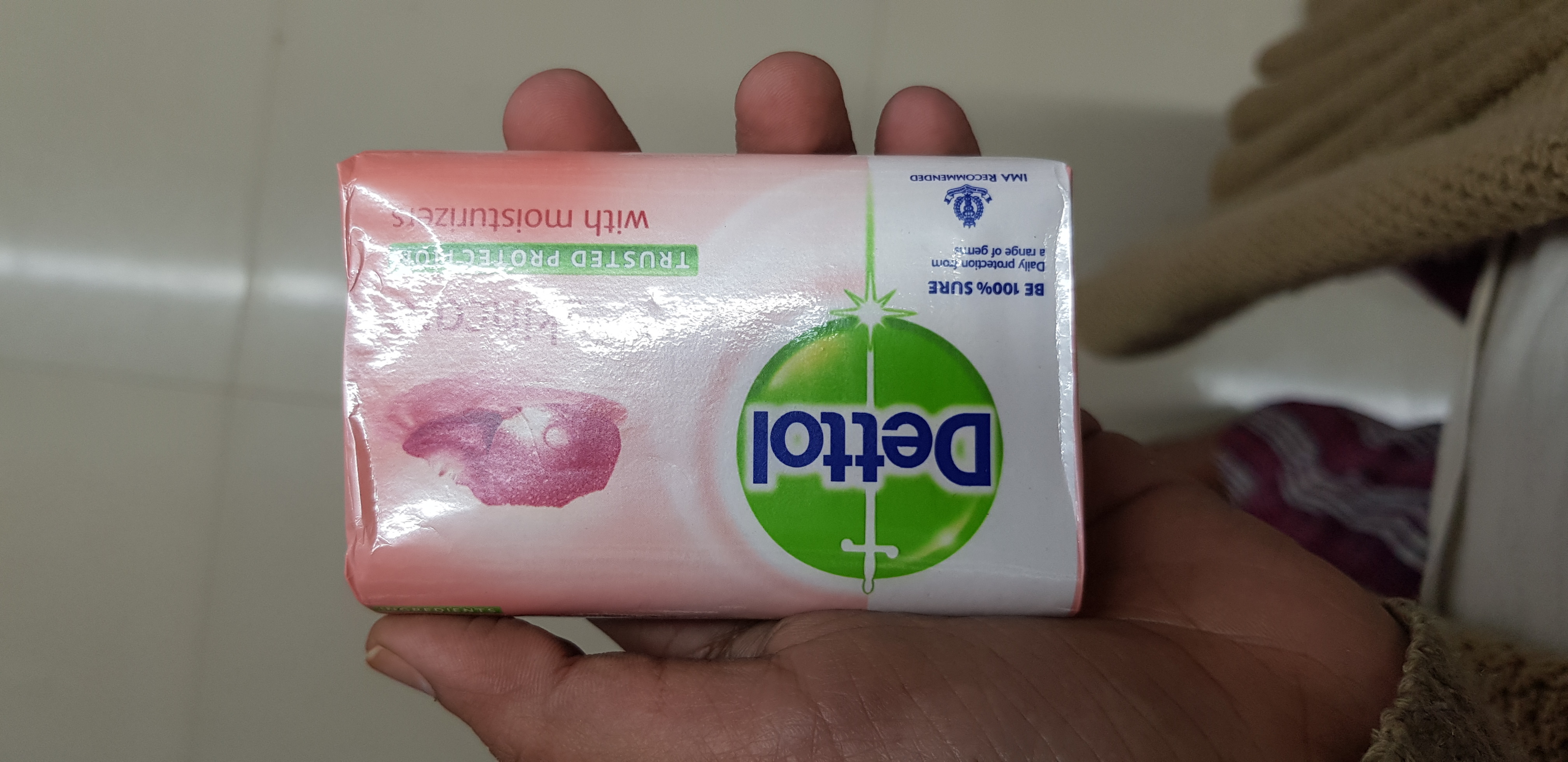 Dettol Skincare Soap-Dettol bar-By avyuktha
