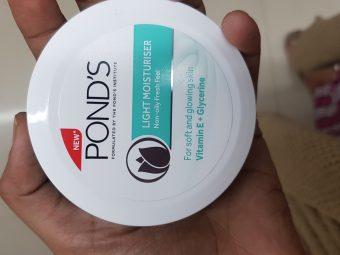 Ponds Light Moisturizer -Ponds light moisturizer-By avyuktha