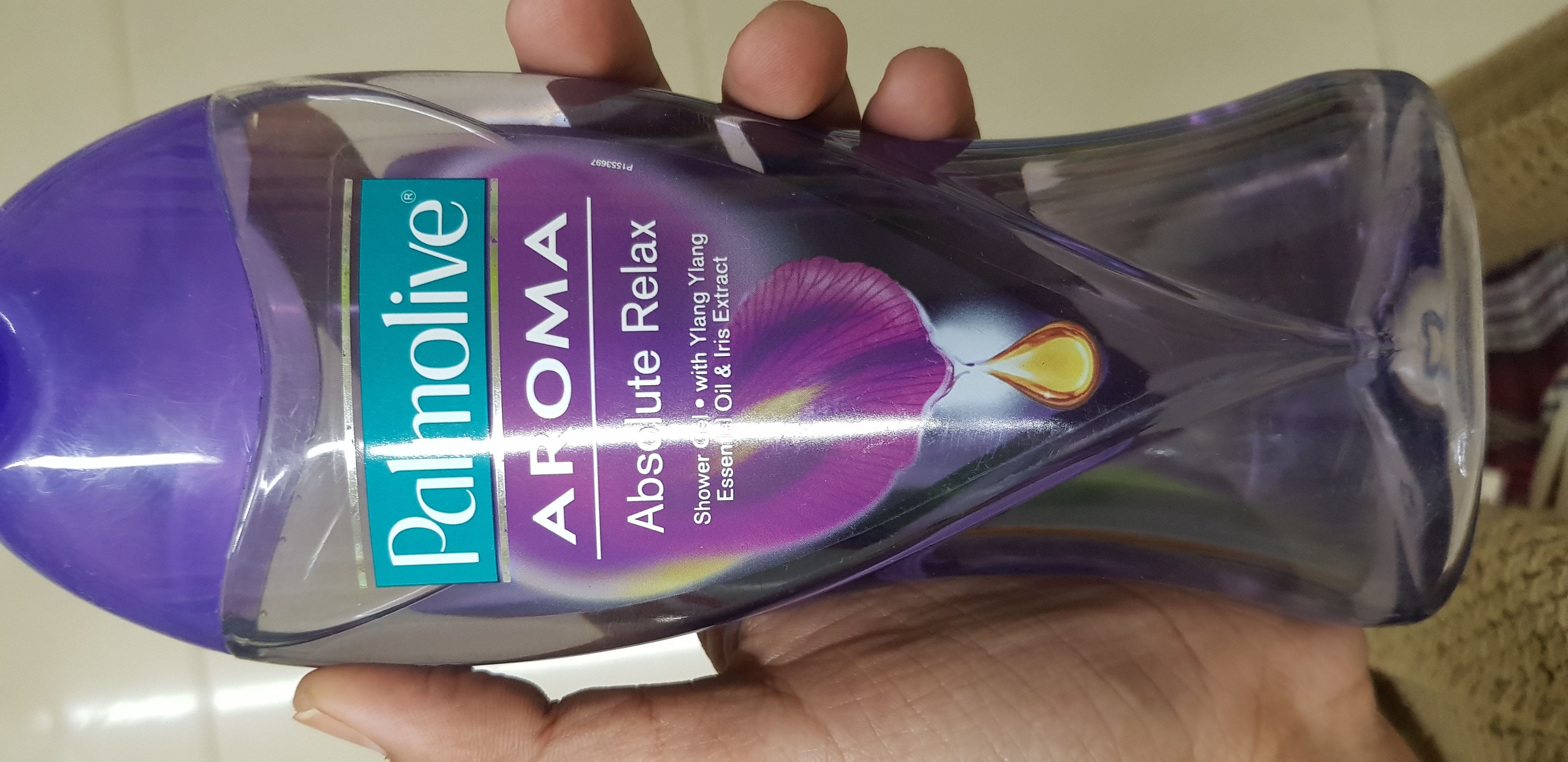 Palmolive Aroma Therapy Absolute Relax Shower Gel-Palmolive body wash-By avyuktha