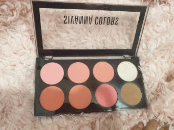 Sivanna Ultra Blush Palette pic 5-Perfect for Beginners-By vitika_singh
