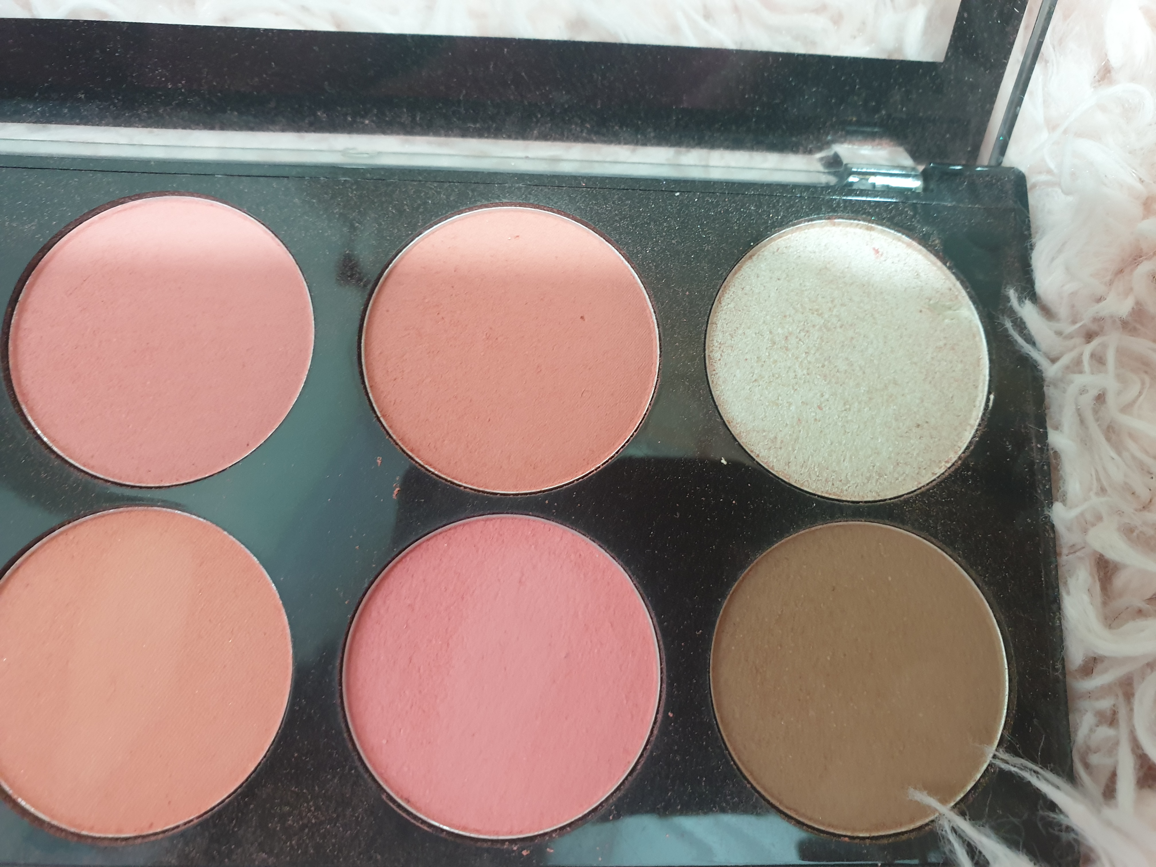 Sivanna Ultra Blush Palette pic 3-Perfect for Beginners-By vitika_singh