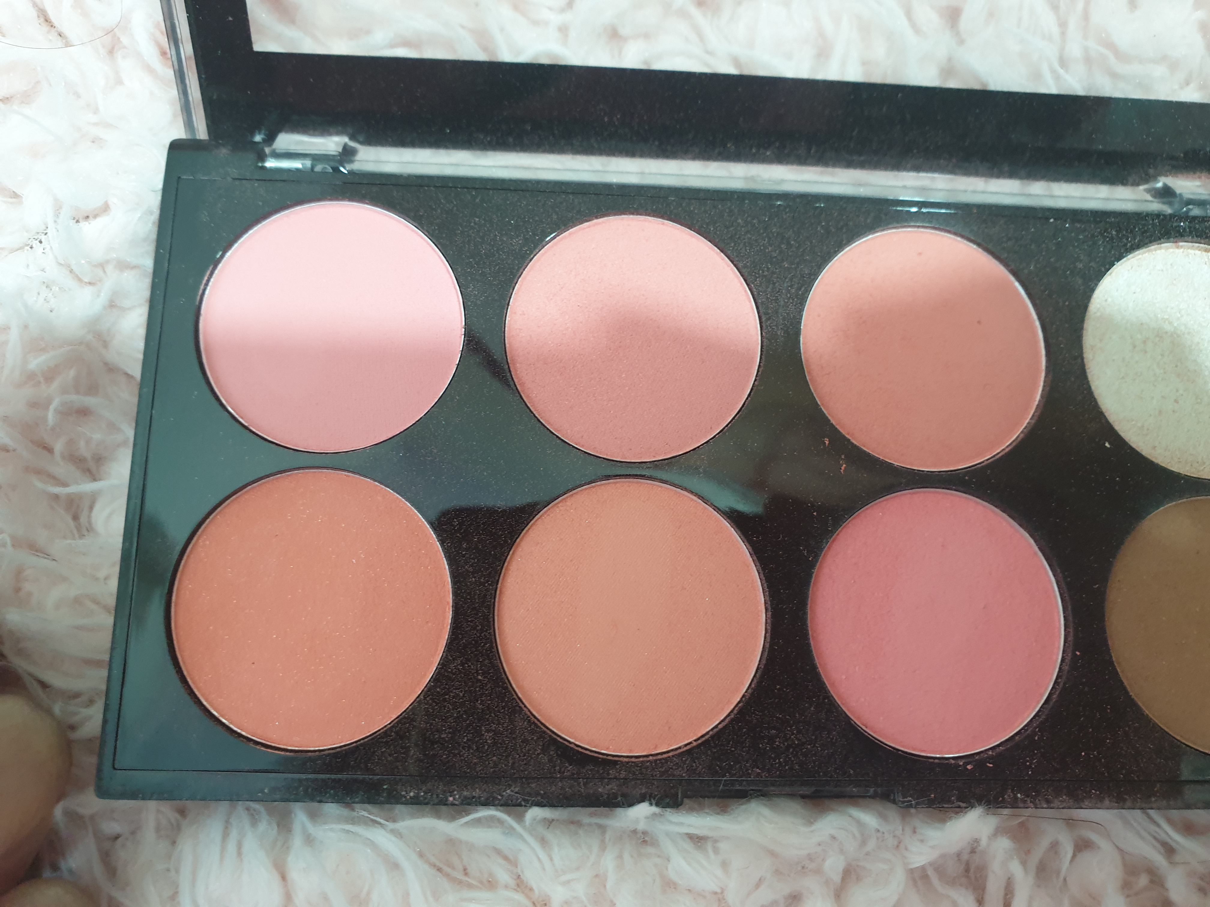 Sivanna Ultra Blush Palette pic 1-Perfect for Beginners-By vitika_singh