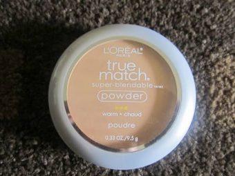 L'Oreal True Match Powder -The True Powder-By bushraa