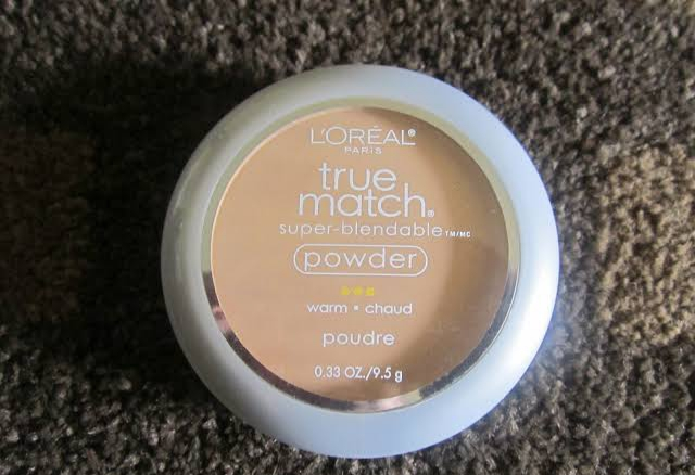 L'Oreal True Match Powder -The True Powder-By bushraa