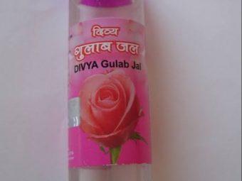 Patanjali Divya Gulab Jal (Rose Water) -Pure product-By pragya_sharma47