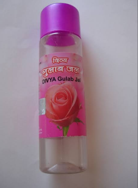 Patanjali Divya Gulab Jal (Rose Water)-Pure product-By pragya_sharma47