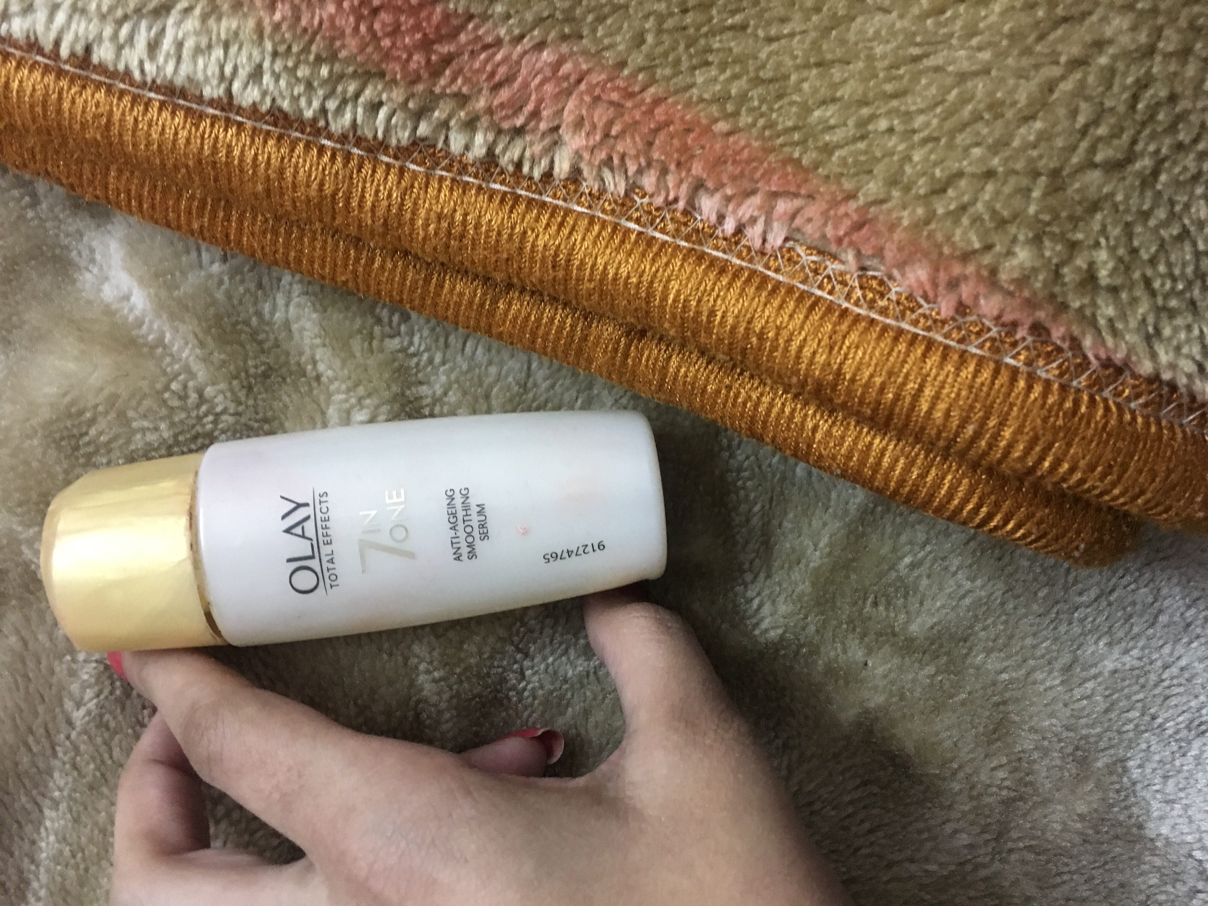 Olay Total Effects 7 In One Anti-Ageing Serum -Not much effective-By neha22