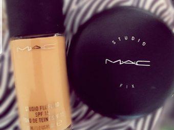 MAC Studio Fix Perfecting Powder -Best till now-By avyuktha