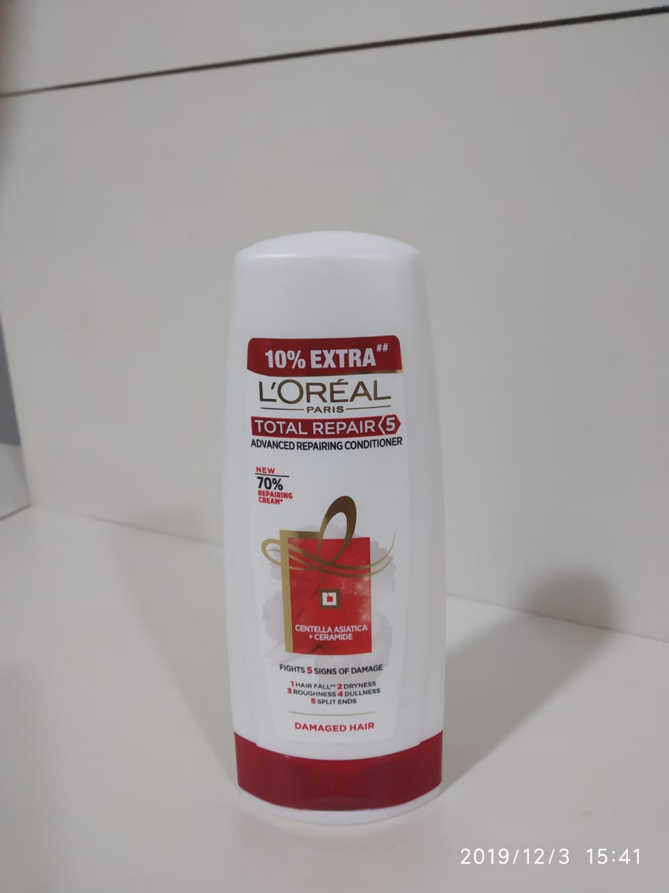 L'Oreal Paris Total Repair 5 Conditioner-Very nice shampoo-By nidzzz