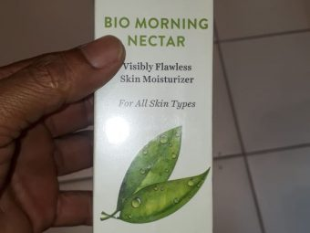 Biotique Morning Nectar Flawless Skin Lotion pic 2-Awesome product-By manju_