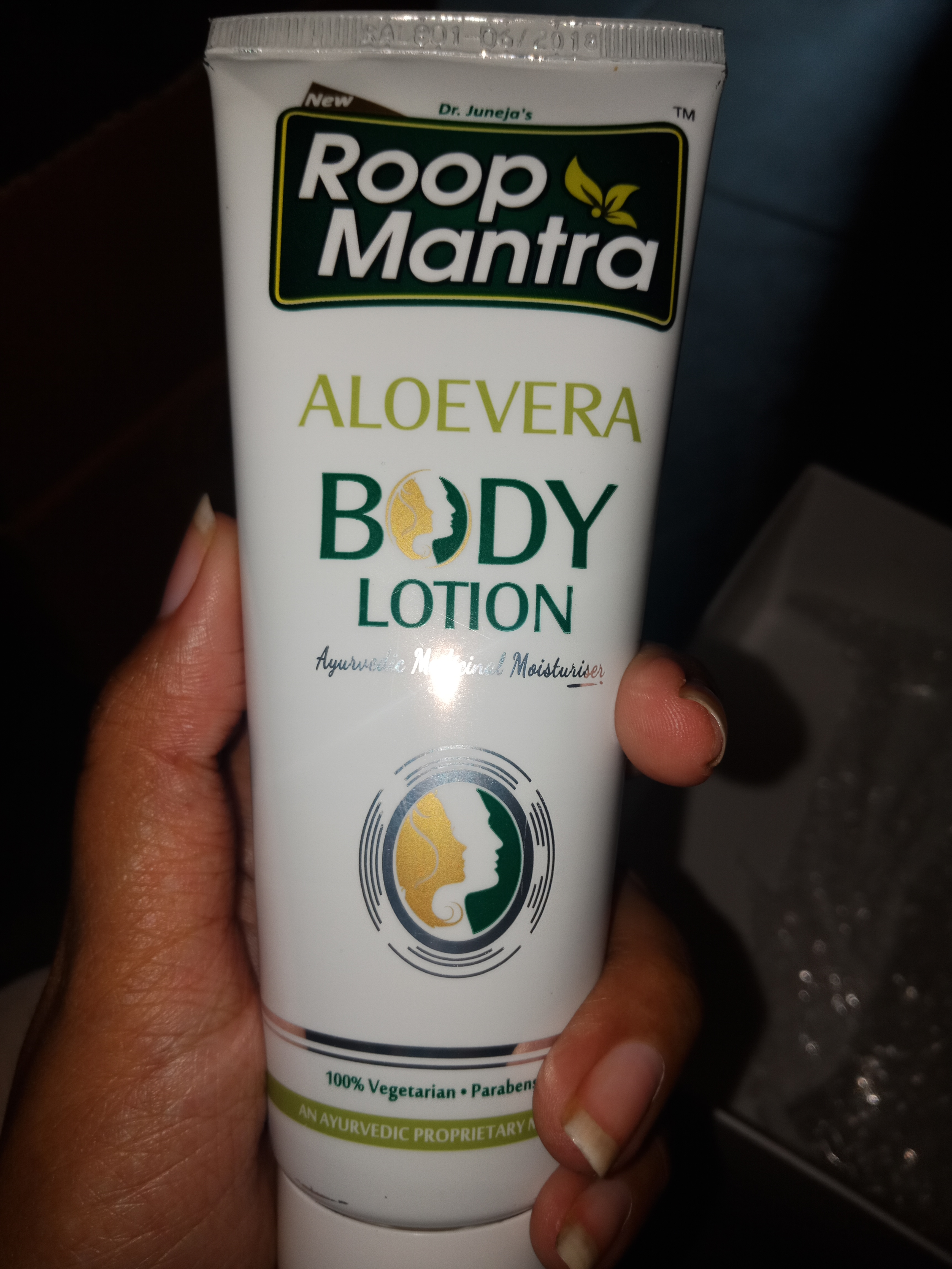 Roop Mantra Lime & Mint Face Wash-Best Face wash for Combination Face Skin In Winter-By rubina_shah-1
