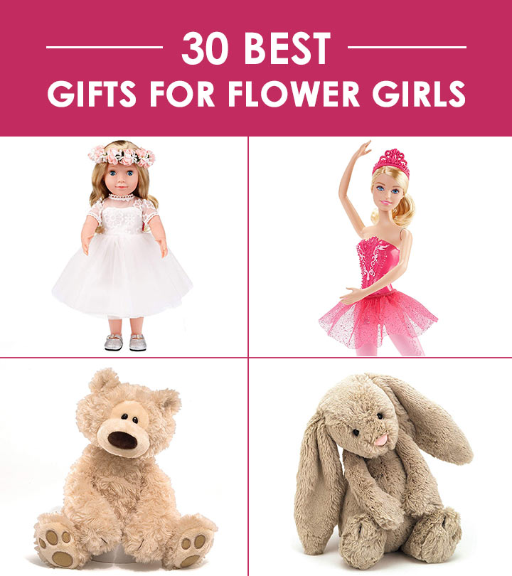 30 Best Gifts For Flower Girls