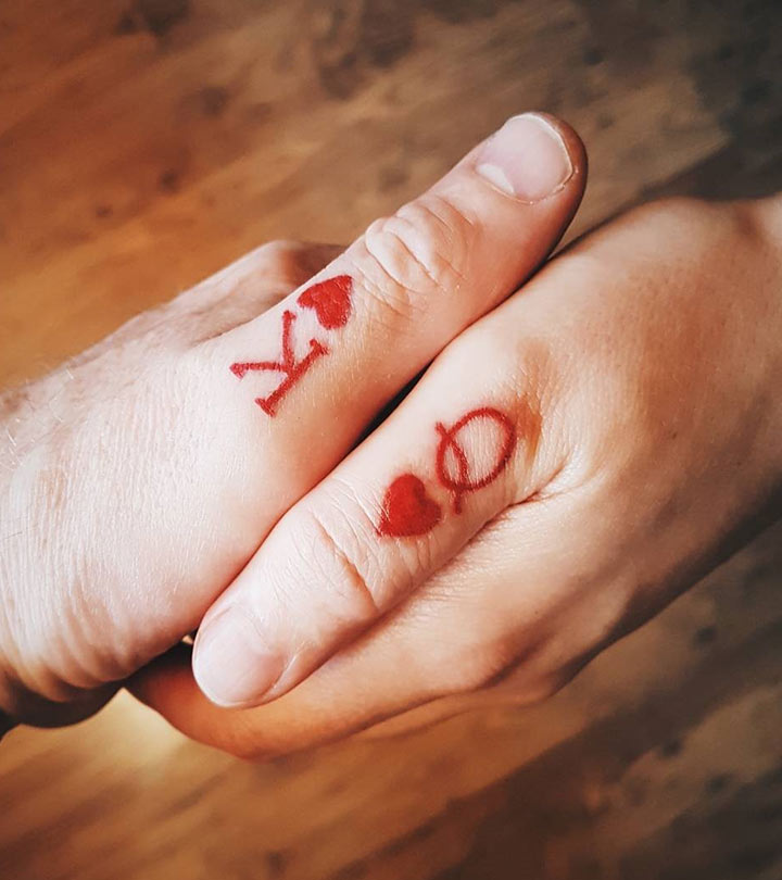 30 Top Design Ideas For Couple King And Queen Tattoos