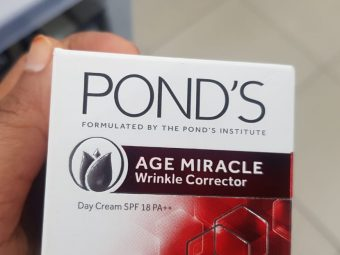 Pond's Age Miracle Wrinkle Corrector Day Cream -love it-By avyuktha