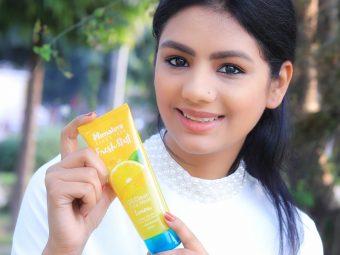 Himalaya Herbals Oil Clear Lemon Face Wash -Great-By nehakhatri