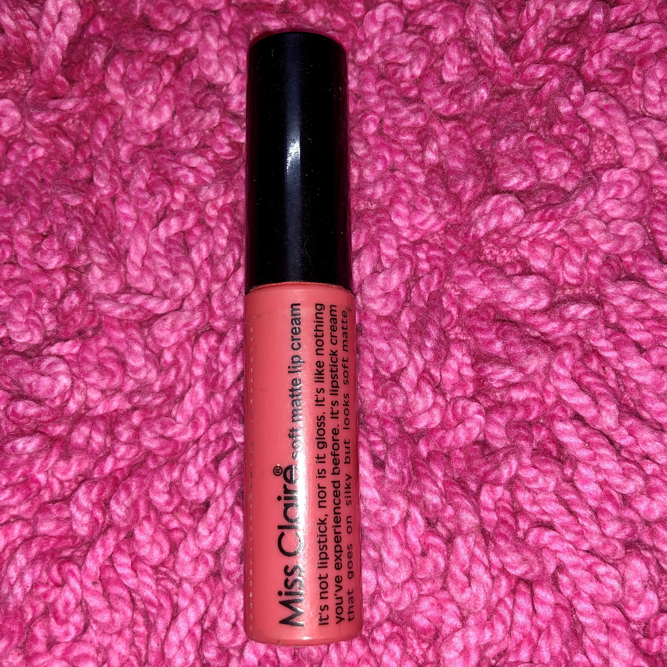 Miss Claire Soft Matte Lip Cream-Love it!!-By aishwaryaaaa