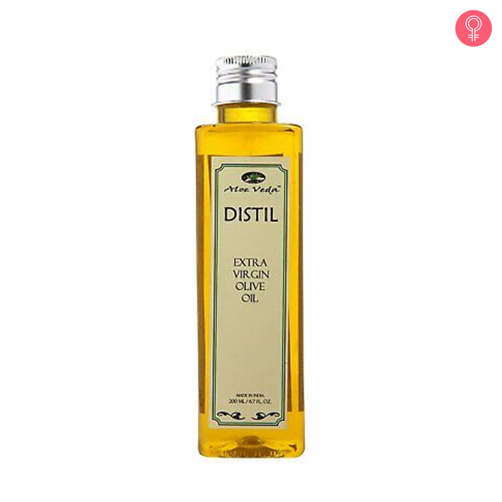 Aloe Veda Distil Extra Virgin Olive Oil