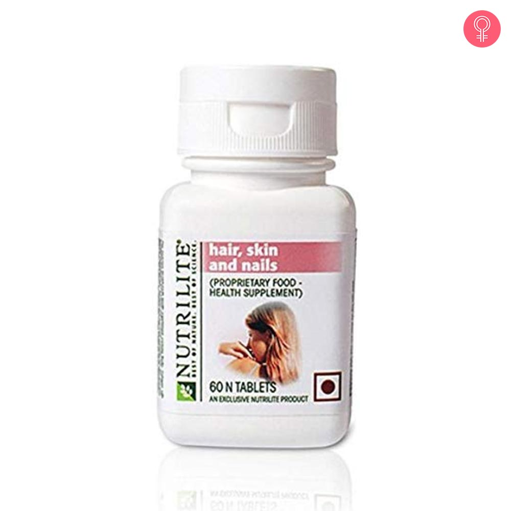 Amway Nutrilite Hair, Skin & Nails – 60 Tablets