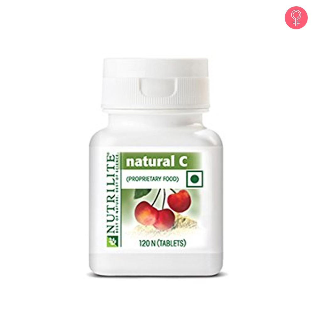 Amway Nutrilite Natural C – 120 Tablets