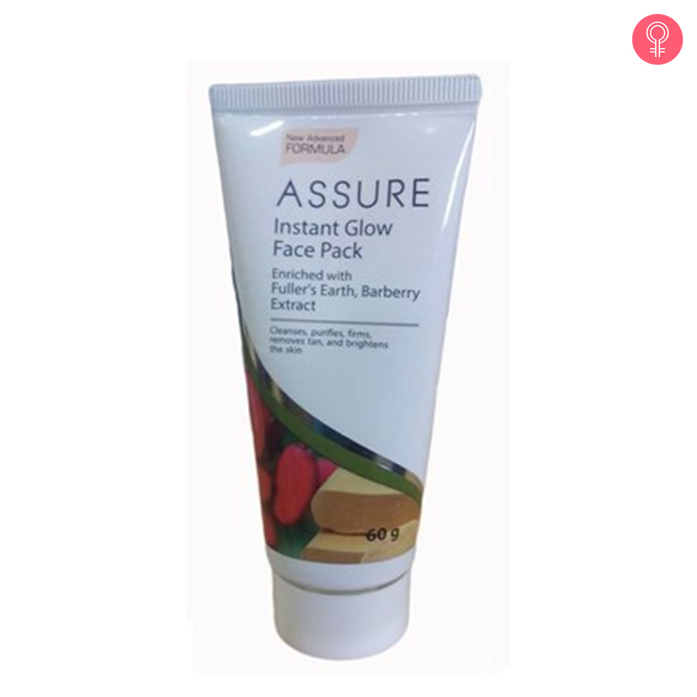 Assure Instant Glow Face Pack-1