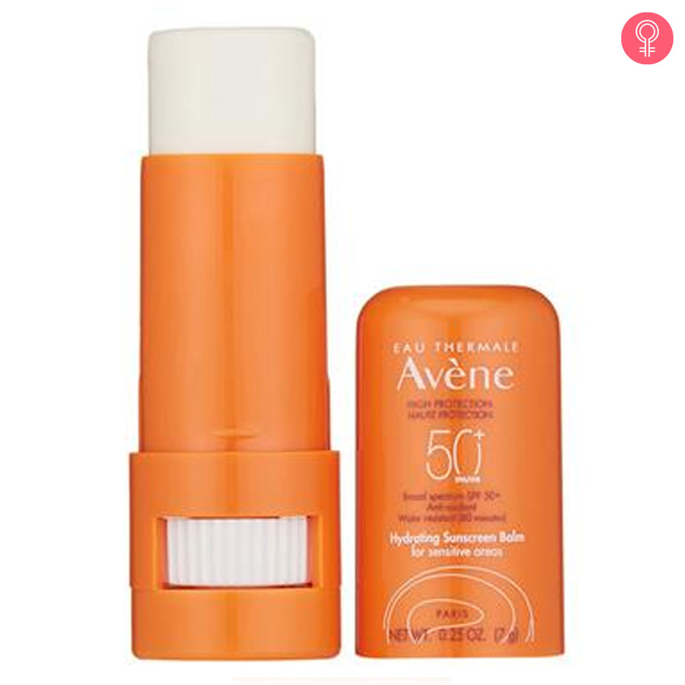 Eau Thermale Avene Hydrating Sunscreen Balm SPF 50+-1