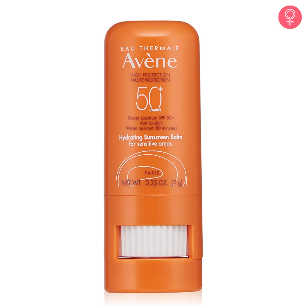 Eau Thermale Avene Hydrating Sunscreen Balm SPF 50+-0