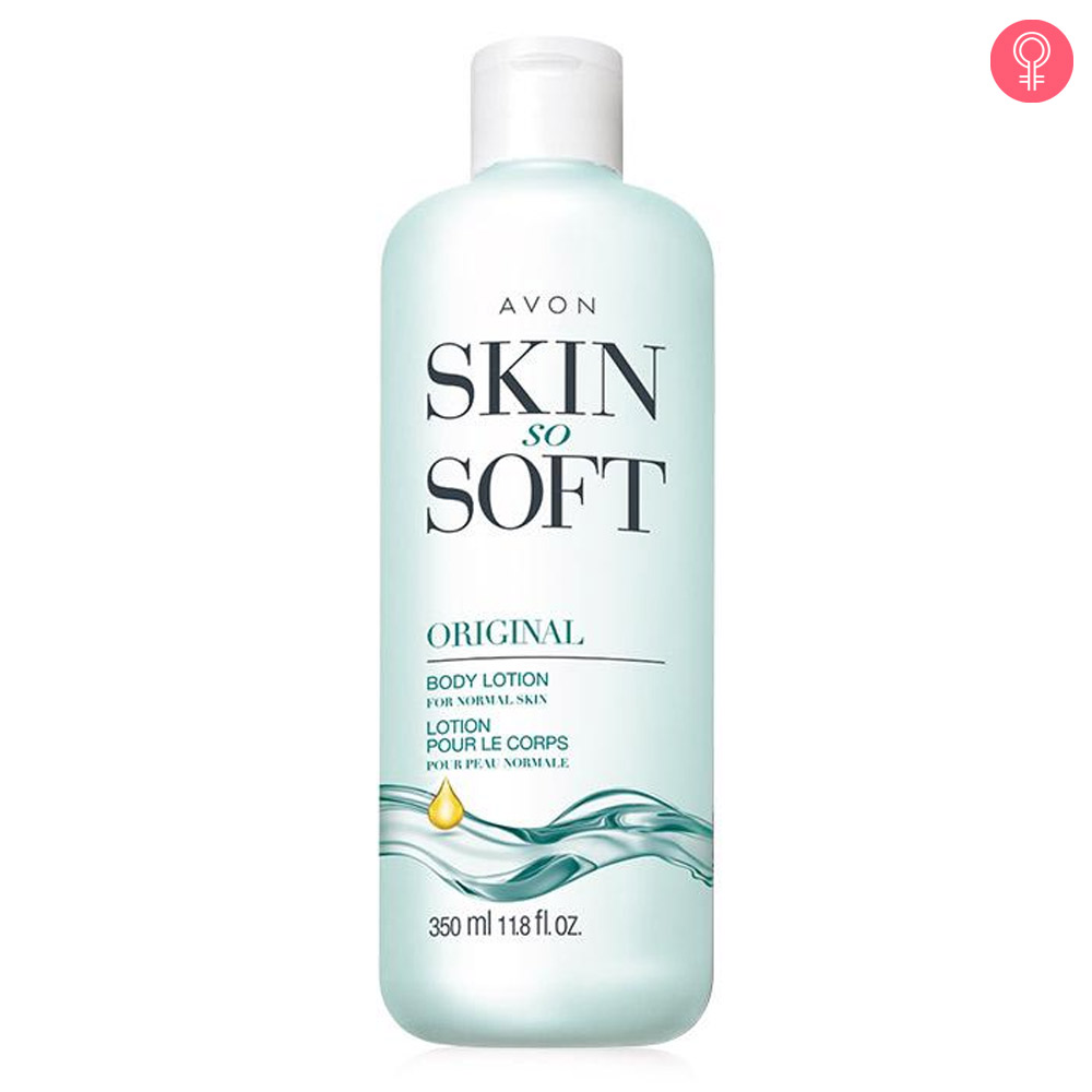 Avon Skin So Soft Original Body Lotion