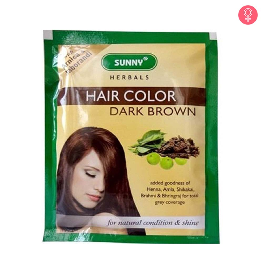 Bakson's Sunny Herbal Hair Color