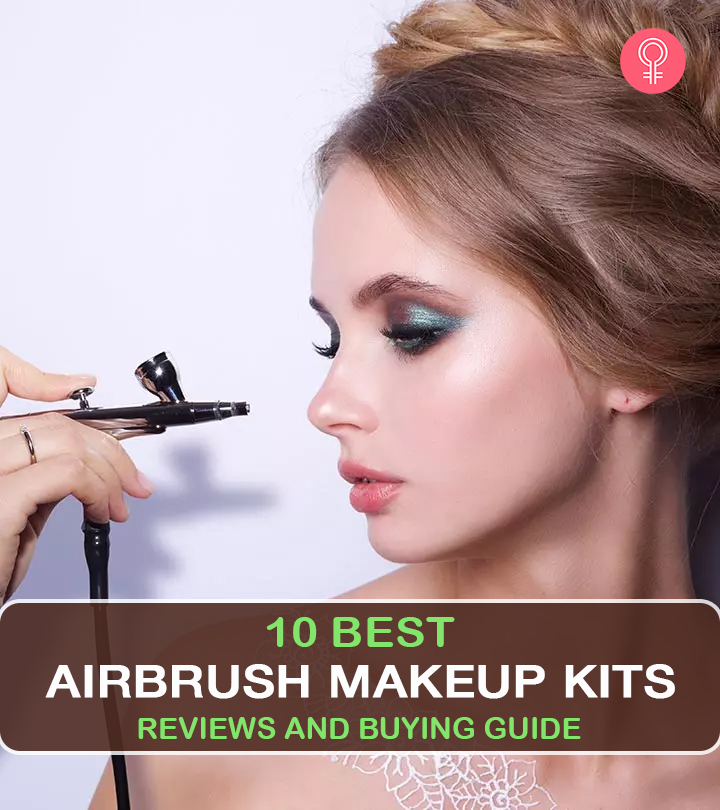 10 Best Airbrush Makeup Kits 2020
