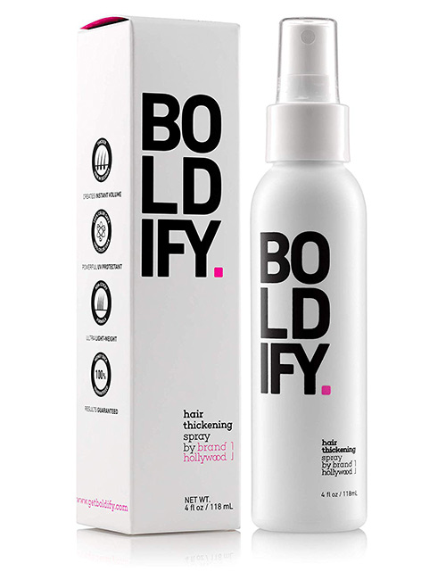 Boldify Hair Thickening Spray