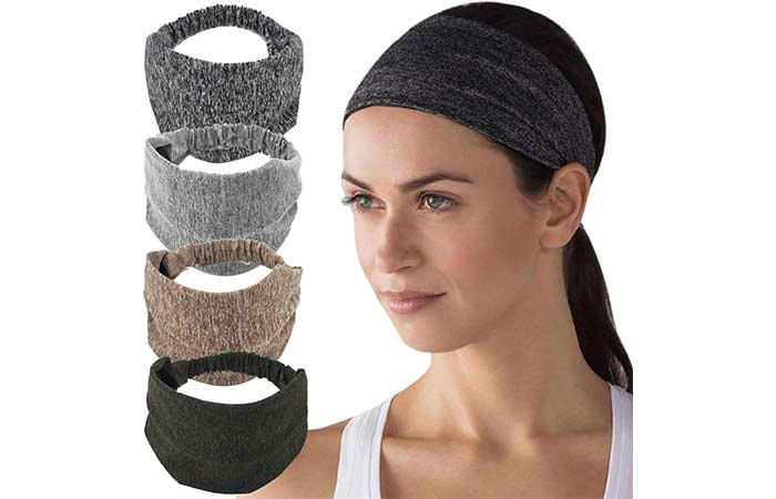 Calbeing Workout Headband