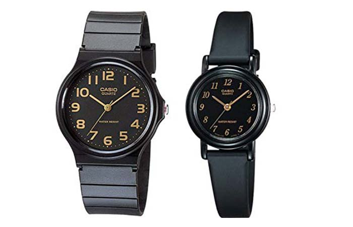 Casio Classic Analog Watches