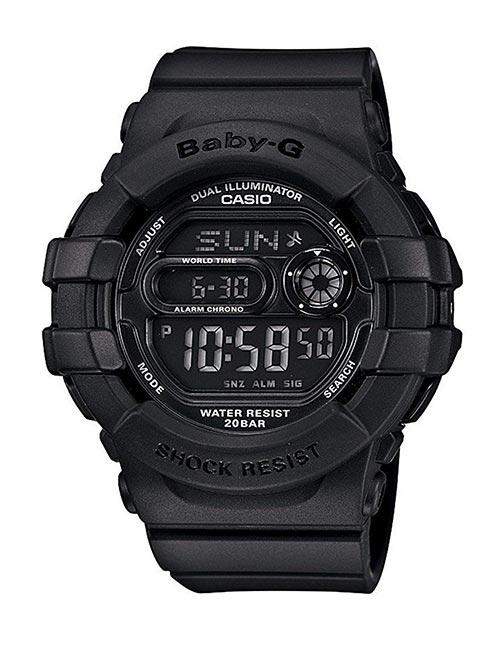 Casio Women's BGD140-1ACR Baby-G Digital Watch