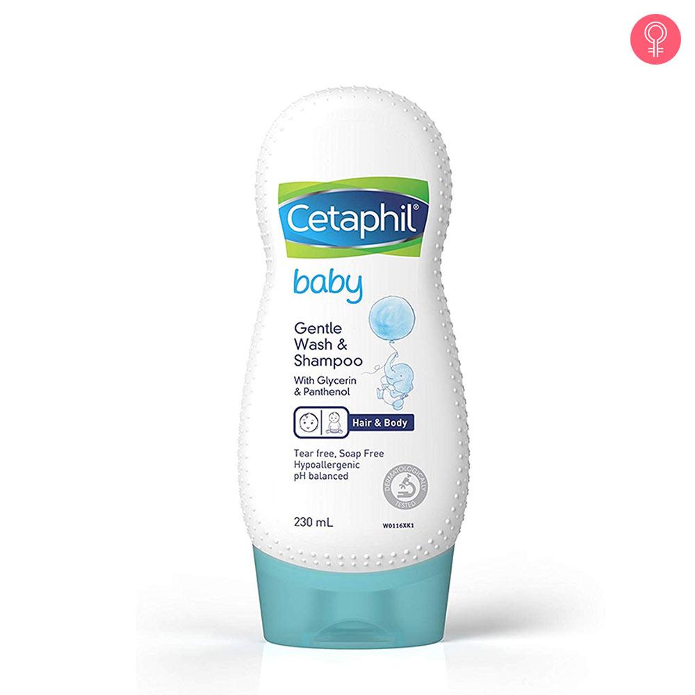Cetaphil Baby Gentle Wash & Shampoo