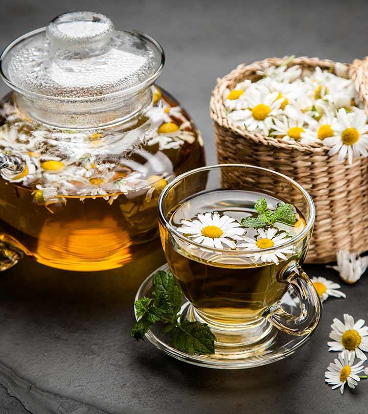 कैमोमाइल चाय के फायदे और नुकसान – Chamomile Tea Benefits and Side Effects in Hindi