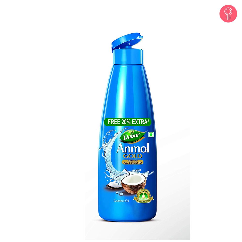Dabur Anmol Gold Pure Coconut Oil