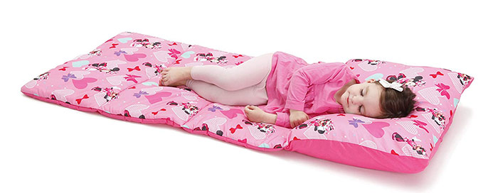Disney Mini Mouse Padded Sleeping Mat