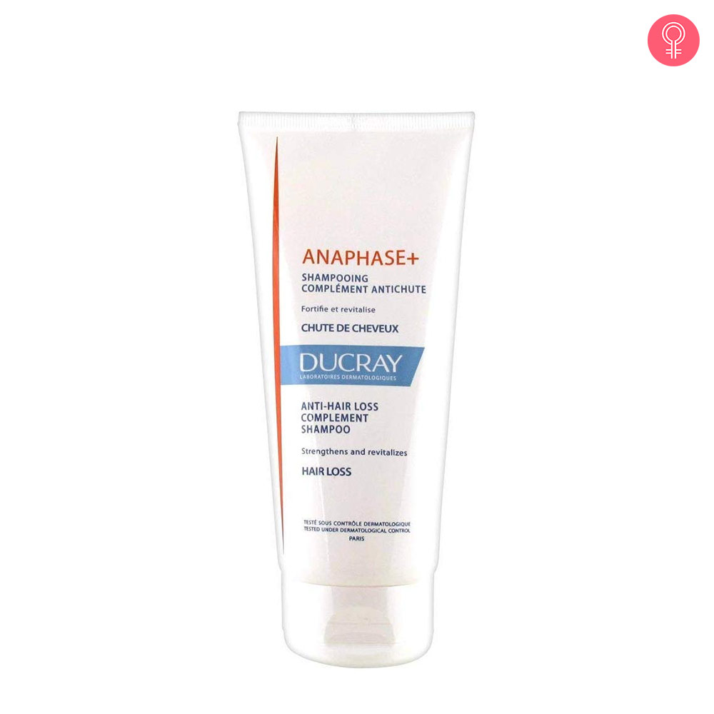 Ducray Anaphase Anti Hair Loss Complement Shampoo