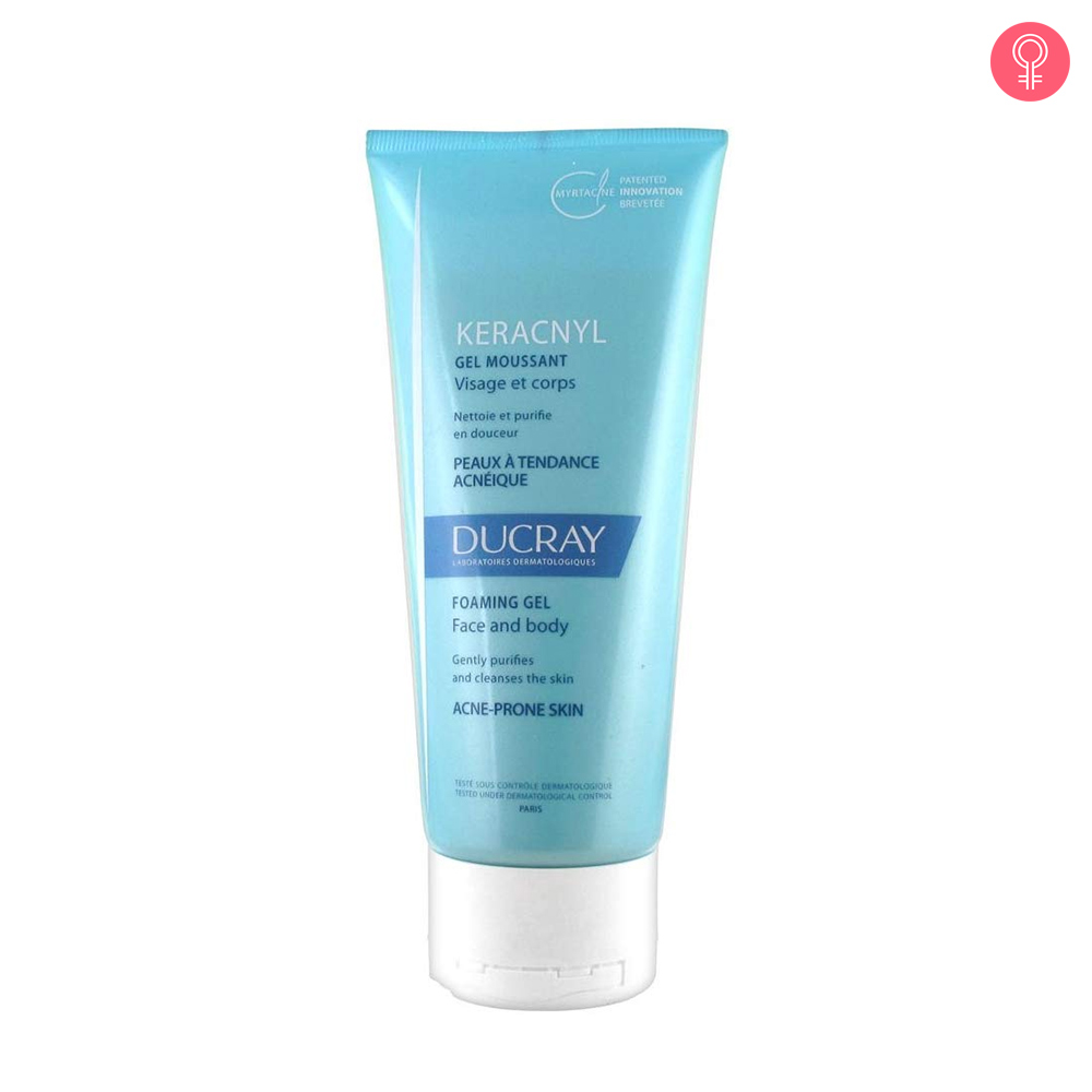 Ducray Keracnyl Foaming Gel