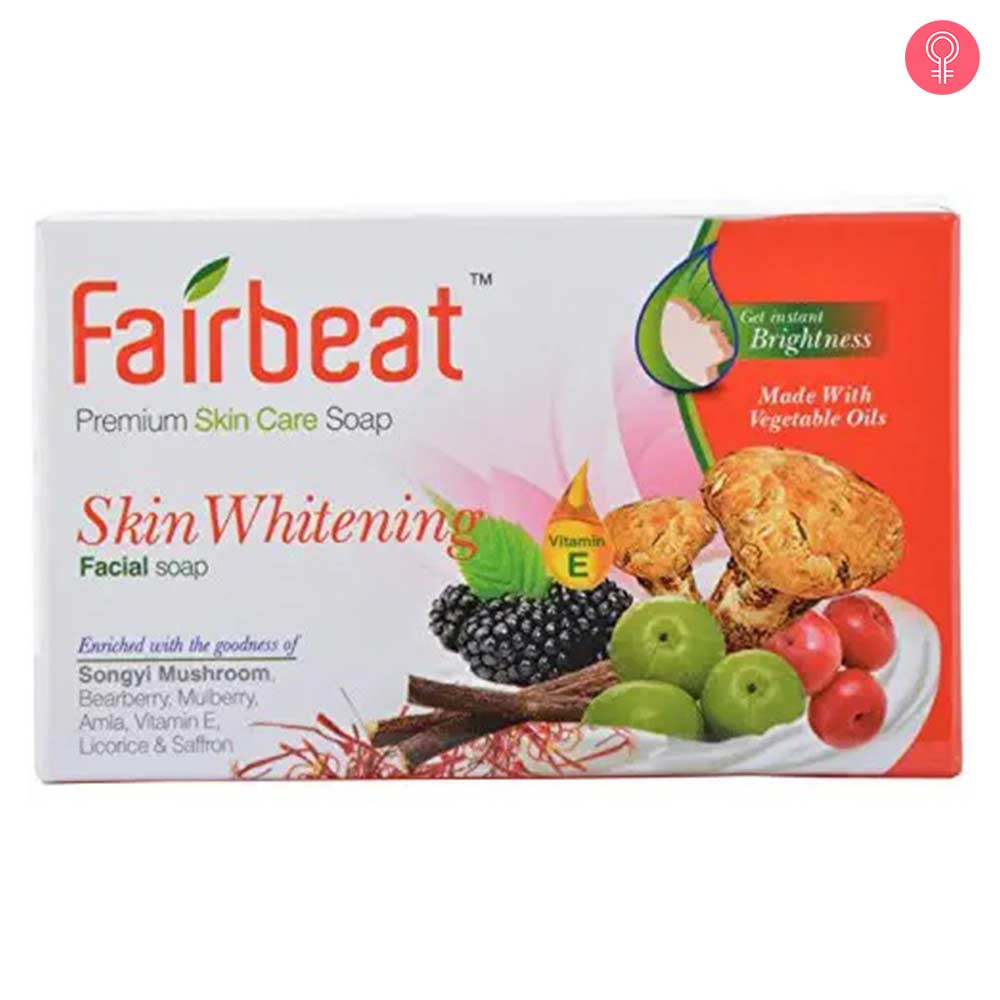 Fairbeat Skin Whitening Soap