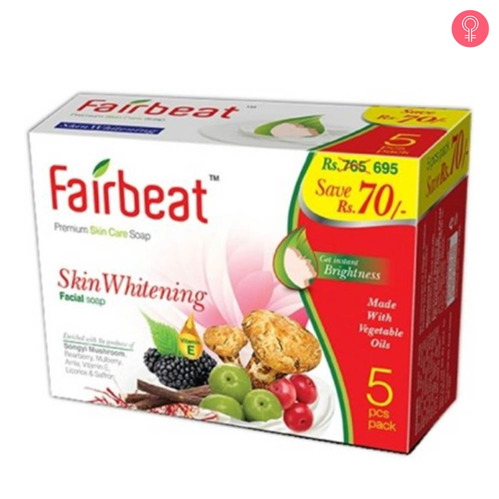 Fairbeat Skin Whitening Soap